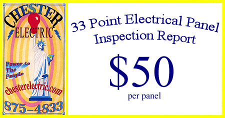 Chester Electric Winter Coupon